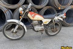 Honda TL50 Bials